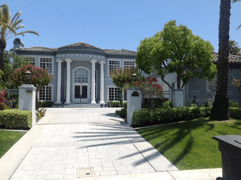 Newport Beach Colonial