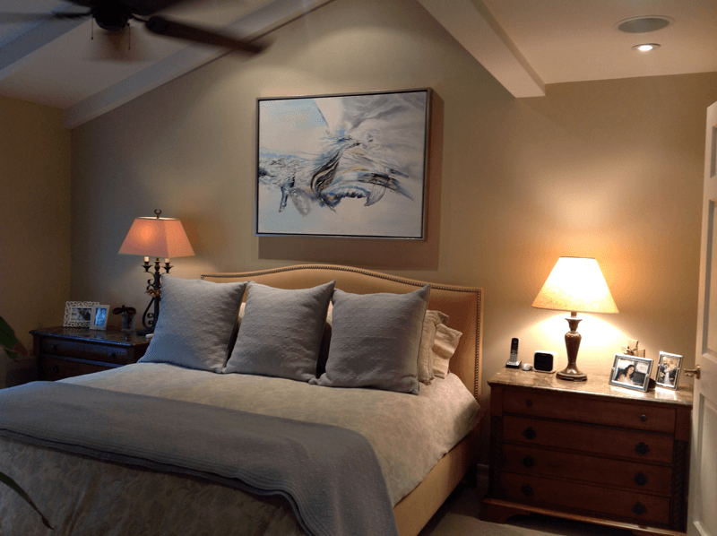 Soothing, Cozy Bedroom